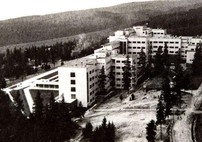 sanatorium vysne hagy architekt libra kan