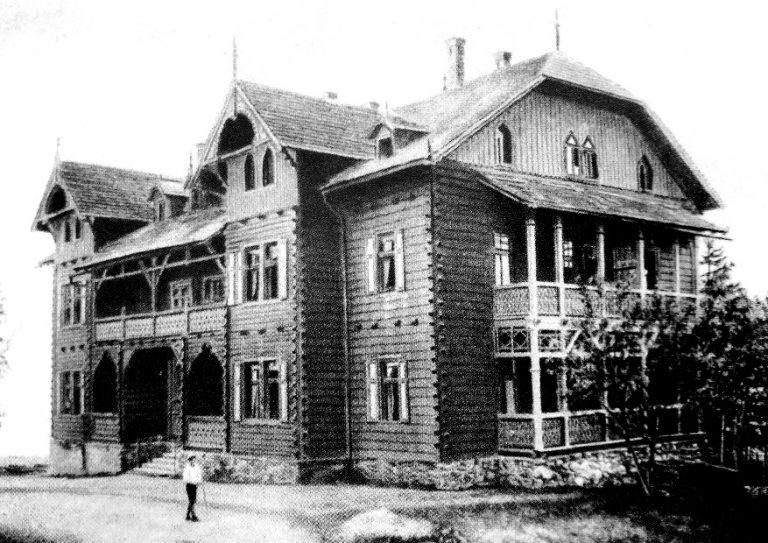 architekt vysoke tatry
