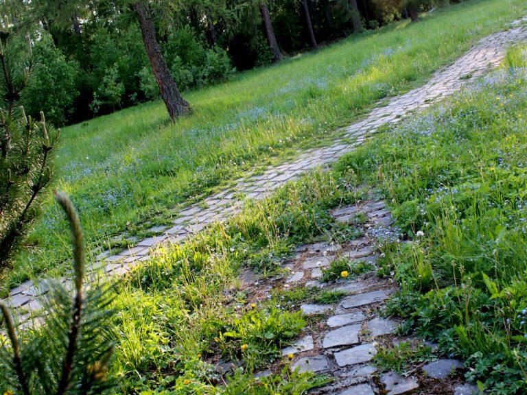 urbex vysoke tatry chodnik