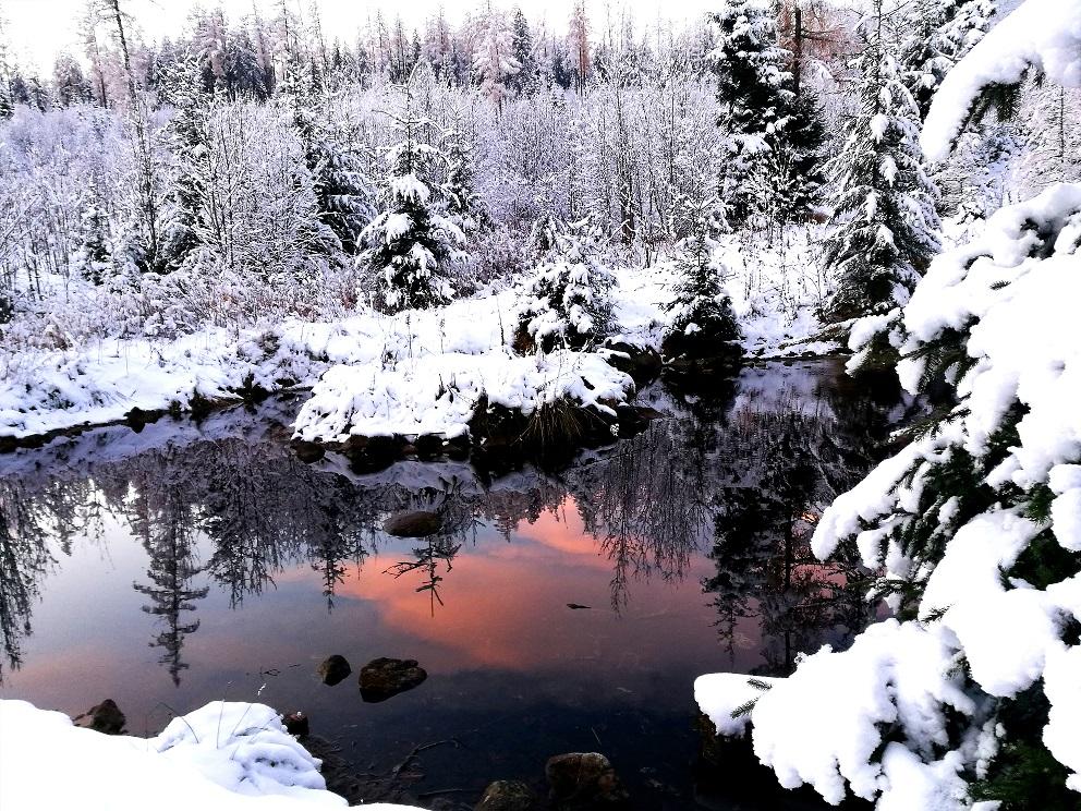 vysoke tatry zima oddych