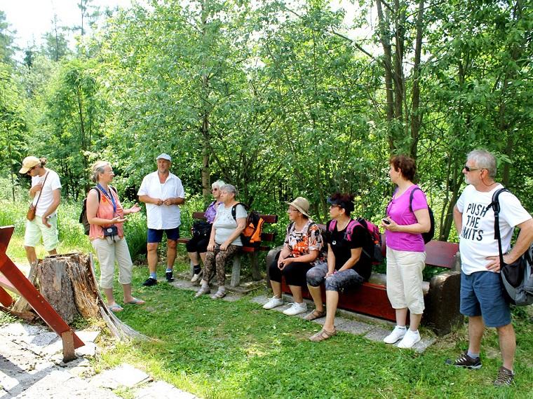 putovanie historia prechadzka les tatry