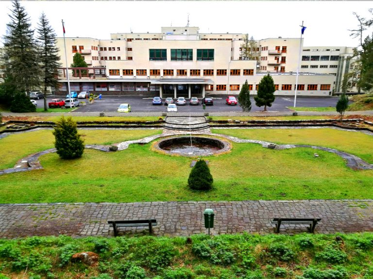 narodny ustav fontana park