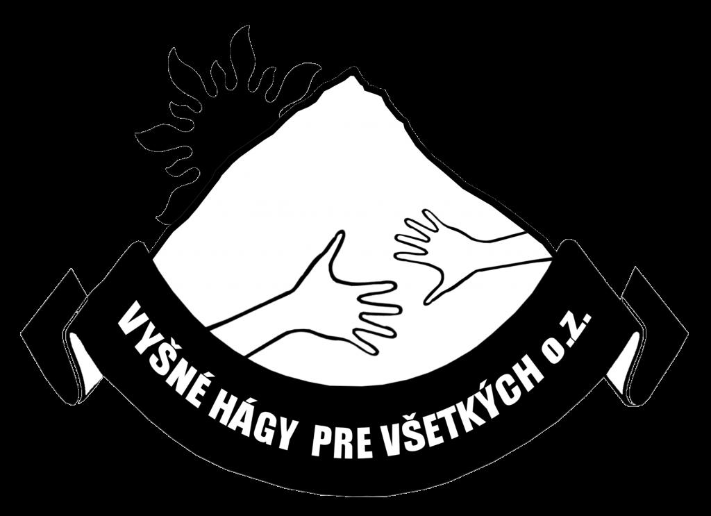 logo vysne hagy pre vsetkych obcianske zdruzenie